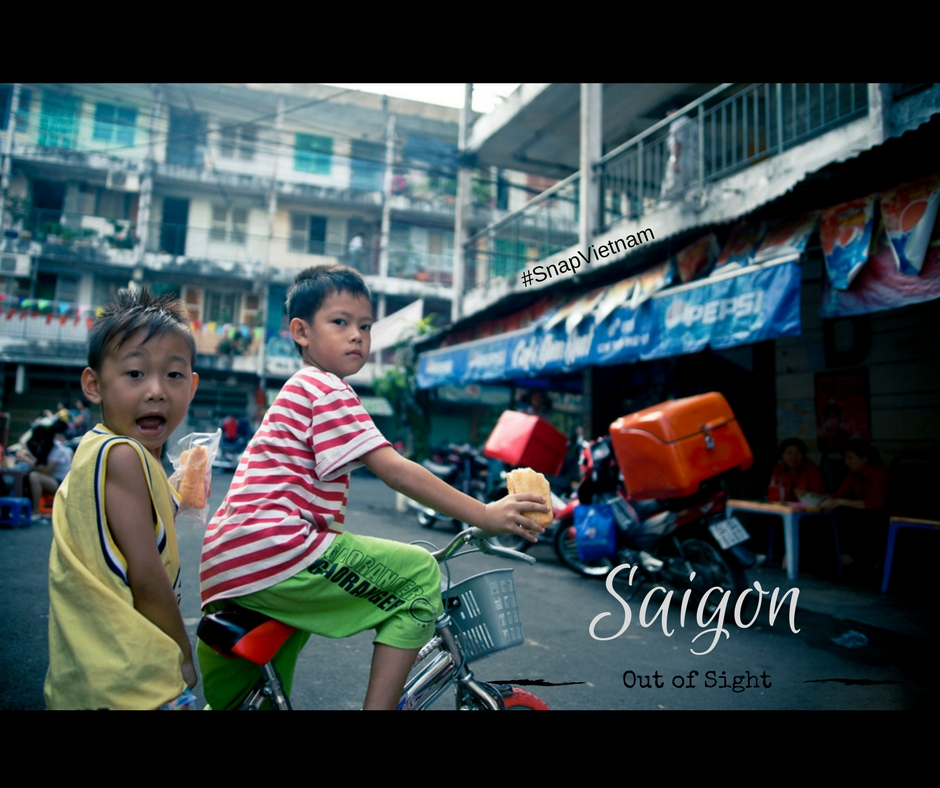 Ho Chi Minh City Photography Out of Sight